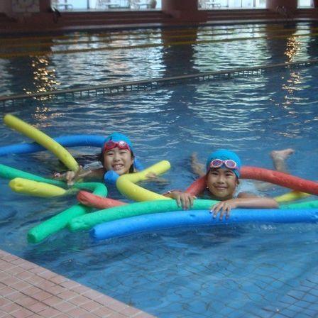 【スポーツ施設】インドアプール/浅瀬もありお子様でも安心♪(夏季のみ営業・有料)※イメージ