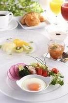 朝食セットメニュー(洋食)