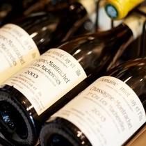 【サロン・ド・フォレスト】甲州ワインをはじめ、国内外ワインを約80種取り揃えております※イメージ