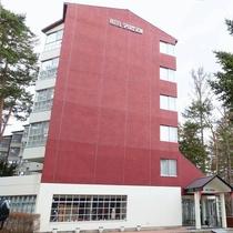【外観】スポルシオン/フロントのある本館に隣接したスポルシオン客室棟※イメージ