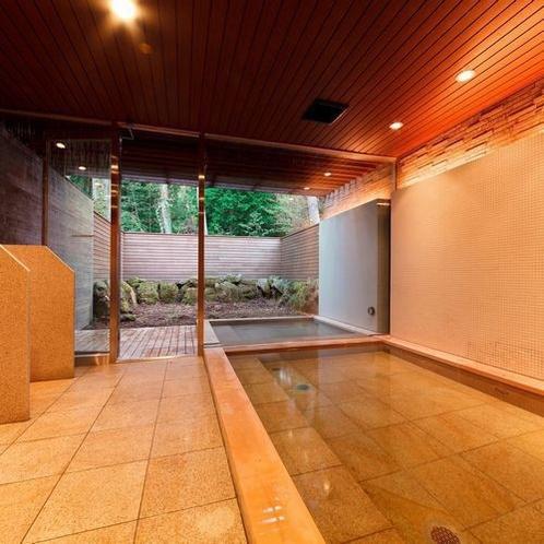 【大浴場】フォレストスパ/天然温泉を満喫されたいお客様のための入浴施設です(有料)