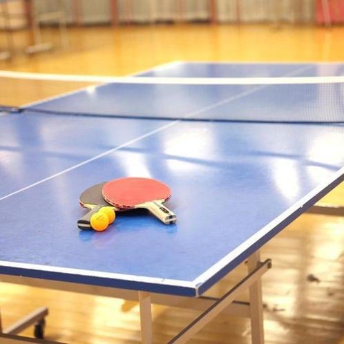 【館内施設】卓球/カップルで家族でお友達同士でワイワイどうぞ♪(有料)※イメージ