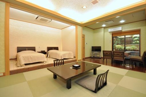 特別室(個室露天風呂)