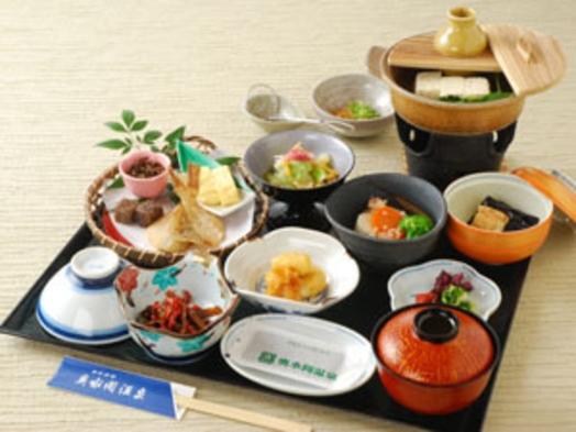 ◆お手軽に温泉を◆当館スタンダードプラン◎鯛しゃぶ【お鍋でほっこ りプラン】