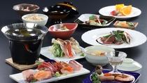 ◆【食事/法要コース/春】法要コース料理