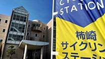 ◆【サービス】チャリダーに嬉しい!当館は柿崎サイクリングステーションです。