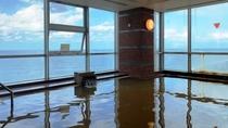 ◆【温泉】まるで海と繋がってるかのような湯舟でしばし日常を忘れるひととき。