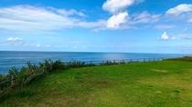 ◆雄大な日本海はすぐそこ!遮るものはなにもありません。