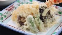 ◆【食事/夕食ハマナス/春】 旬の山菜天ぷらあるかも?!
