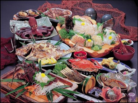 【スタンダード】 旬の新鮮魚介を堪能する! 「海鮮Bプラン」ご宿泊