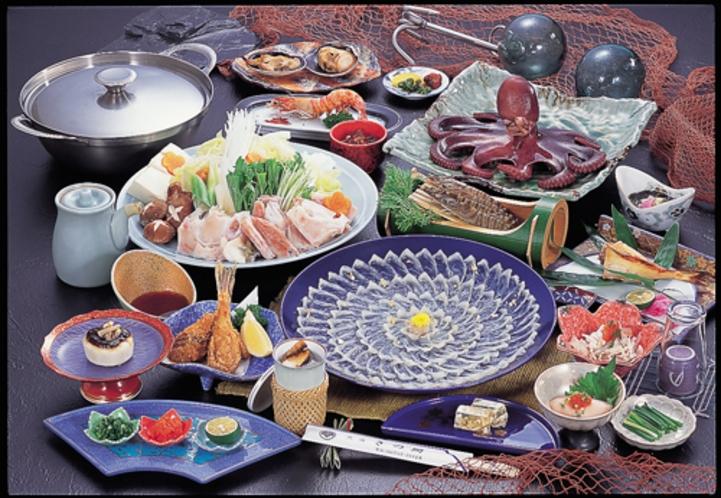 ふぐ料理(10月〜3月)