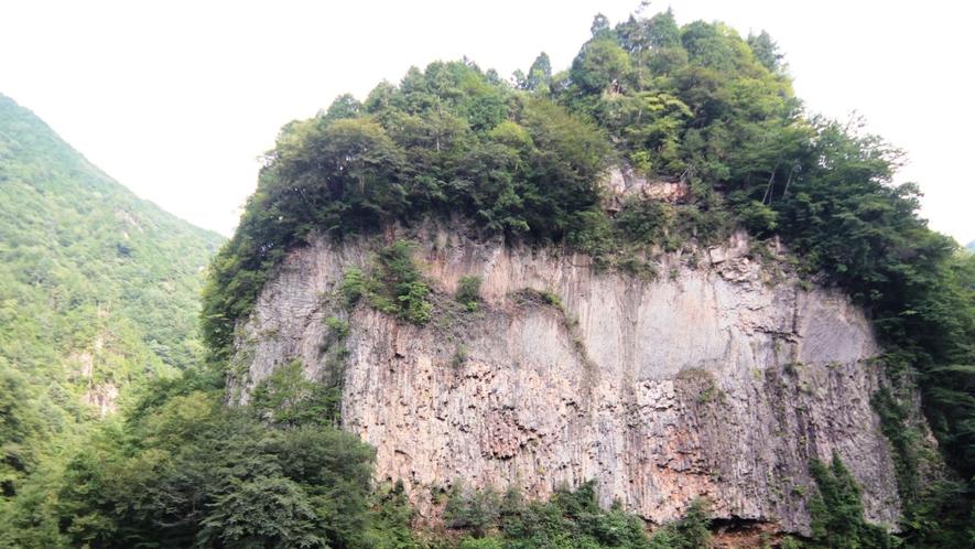 ・周辺観光地 巌立峡
