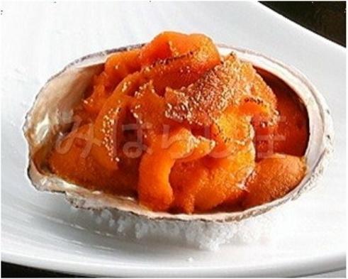【赤ウニいっぱい】海鮮満喫プラン<赤ウニがとれる期間限定> 夕・朝食付