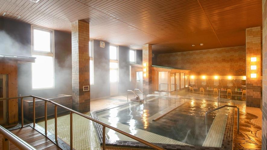 【大浴場】げんぶの湯