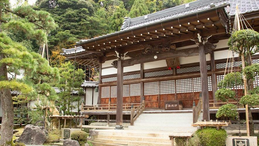 城崎本住寺