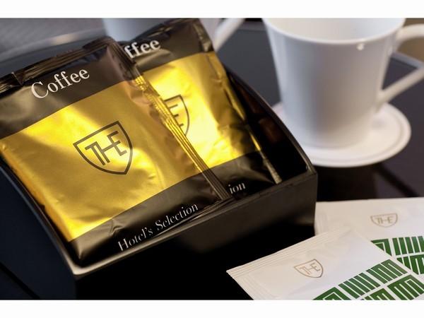 客室コーヒーお茶
