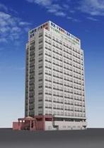 広島駅前ユニバーサルホテル新幹線口右