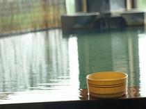 【天然温泉】のんびり贅沢な時間をお楽しみください。