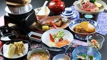 【秋】和牛陶板焼きプラン
