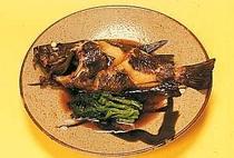笠子やメバルの煮付けはお勧めメニュー!