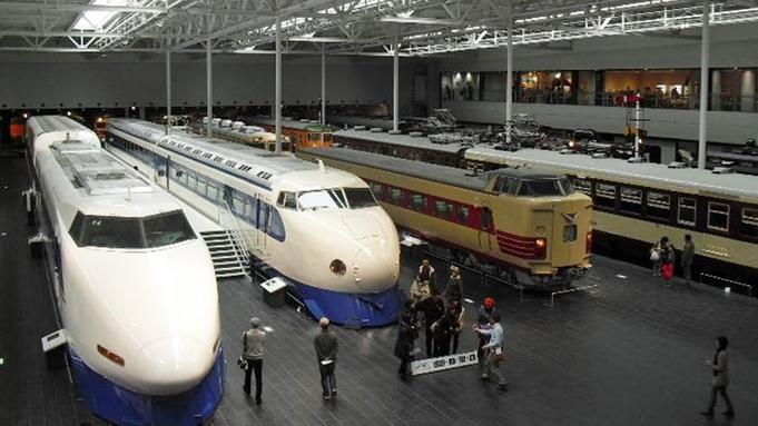 【特典付き】◆スマートミール対応◆ファミリーワクワク♪電車好きのお子様あつまれ〜☆<スマートミール>