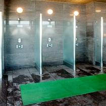 *【もりの湯】シャワースペースもご利用下さい。