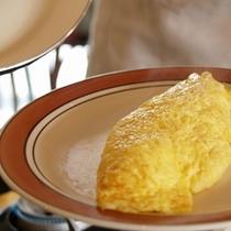 朝食バイキング・卵料理コーナー(1)