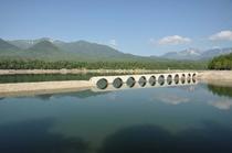 タウシュベツ川橋梁 2011.06.26