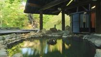 混浴露天風呂(仙郷の湯)