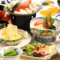 ご夕食【スタンダードコース】