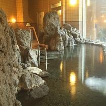 大浴場(岩風呂)