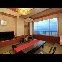 【一般和室】スタンダードな部屋タイプの和室8畳☆バストイレ付+洗面付