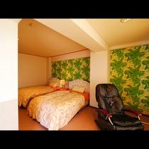 【和洋スイート】広々リゾートルームツインベッド+和室vol.4