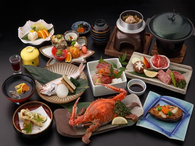 料理長自慢の手料理をグレードアップ~湯山Styleプラン~※料理一例