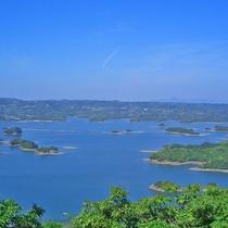 【いろは島】48の島があり、伊万里湾に浮かぶ姿はまさに絶景です!