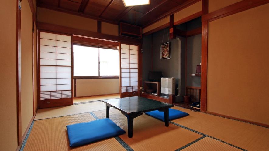 【客室一例】6~8畳の和室