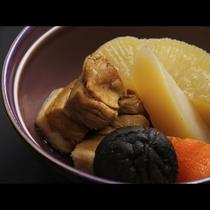 【夕食一例】炊き合わせ