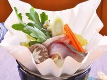 【夕食一例:ときめきプラン】小鍋