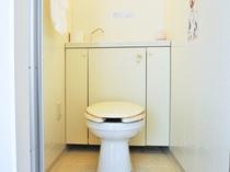 【洋室(山側)】トイレ