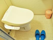 【和洋室ユニット(海側)】トイレ(洗浄機能付)