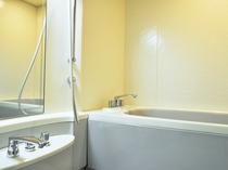 【和洋室ユニット(海側)】使い勝手の良いバストイレ独立型