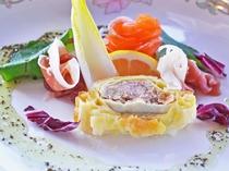 【夕食一例:ときめきプラン】前菜