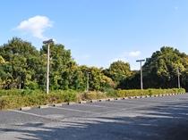 【駐車場】お車約50台分の駐車場をご用意しております(無料)