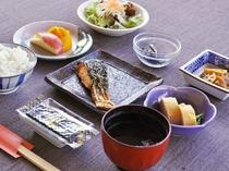 【朝食一例:和定食】※仕入の状況により、料理の内容が変わる場合があります