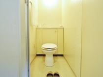 【和洋室メゾネット(海側)】トイレ