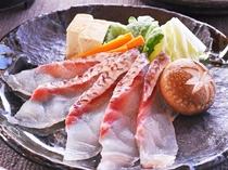 【夕食一例:またたきプラン】小鍋①