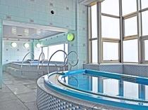 【男性展望浴場 内湯】内湯の他にサウナもございます