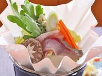 【夕食一例:はちはち和食プラン】小鍋