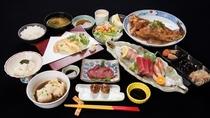 *[夕食4,180円/税込]夕食一例「みぞれ煮膳」