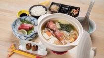 *[夕食1,980円/税込]夕食一例「味噌汁御膳」